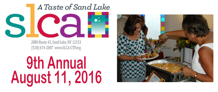 Taste of Sand Lake 2016 – THANK YOU!