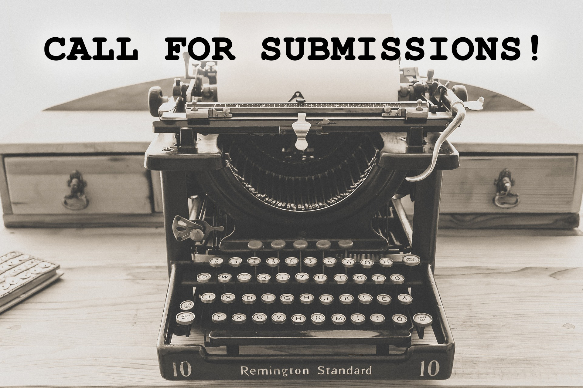 Call for Submissions – 2020 One Act Play Festival! – Sand