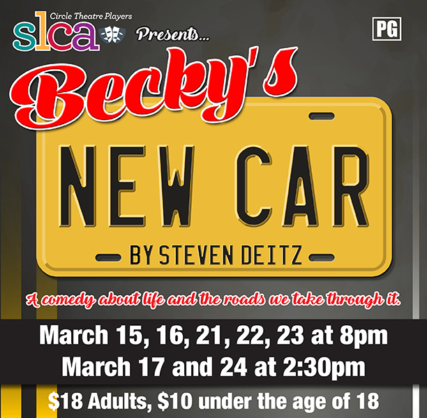 Auditions for Becky's New Car – FILLED – Sand Lake Center